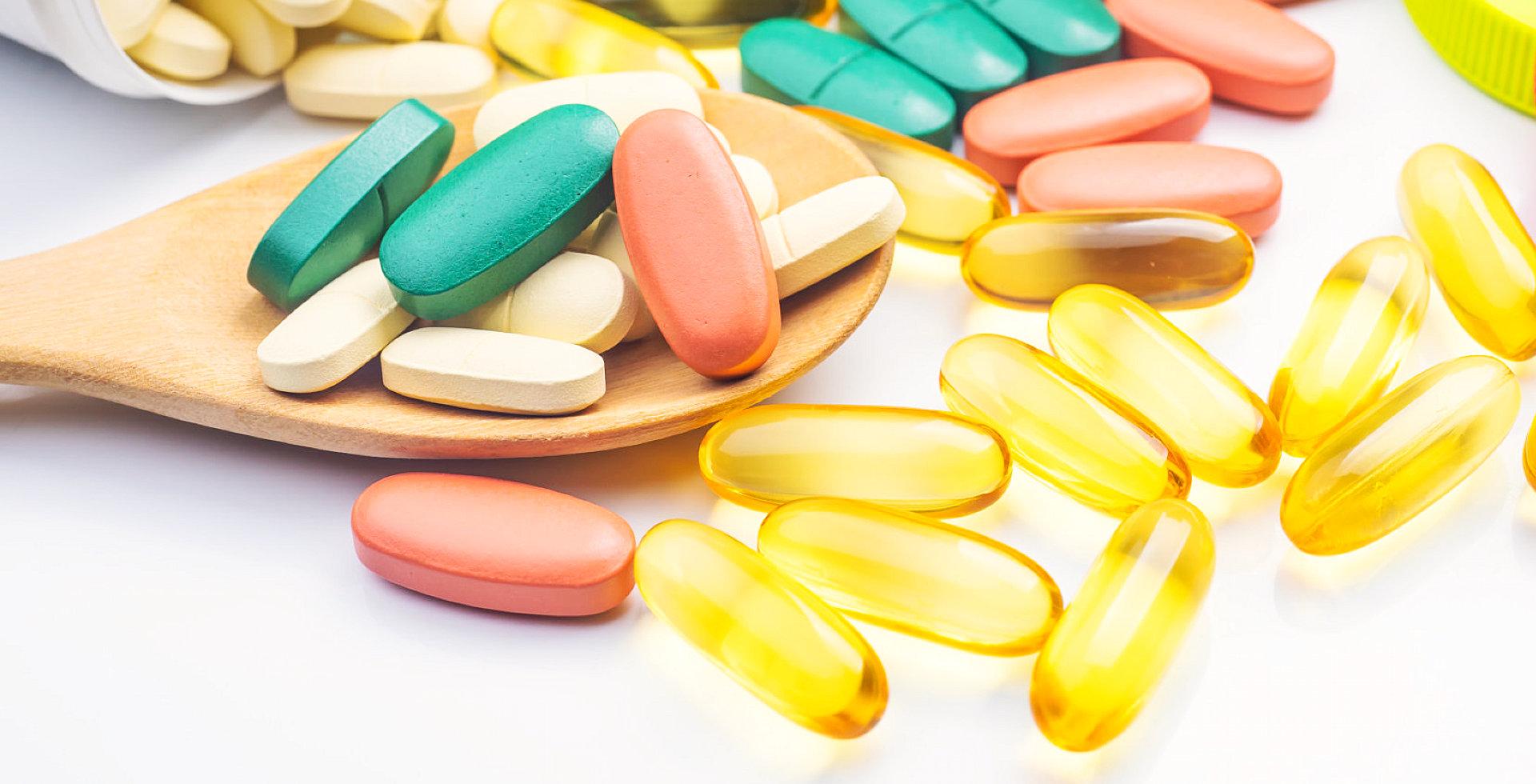 pile of capsules